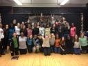 Nairobi Girls' Choir Comes For A Visit